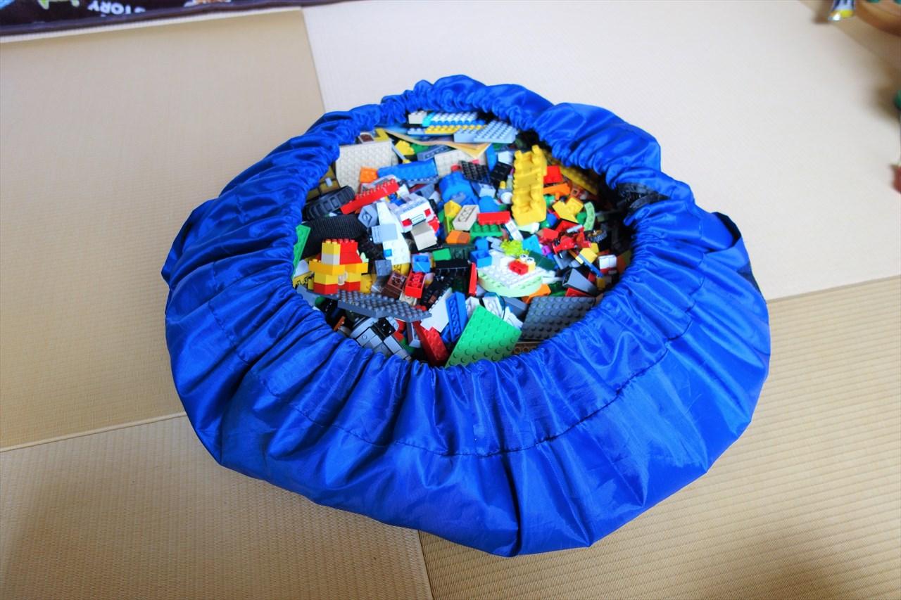 レゴ収納袋