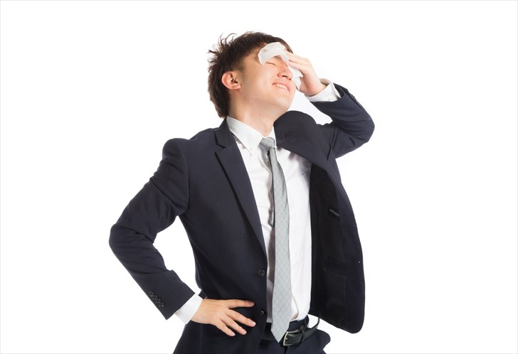 男の顔汗をピタッと止める最強の制汗剤はこれ!シェービング直後でも塗れるから朝もラクラク