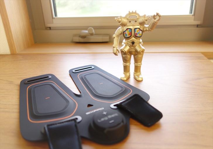 【新型SIXPAD】レッグベルトを6カ月使ってみた感想!【体験談】