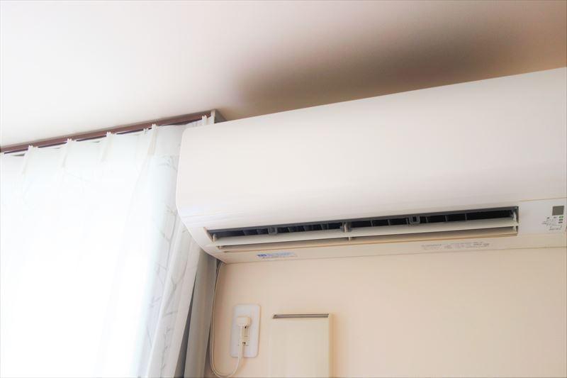 カジタクのエアコンクリーニング施工後の写真